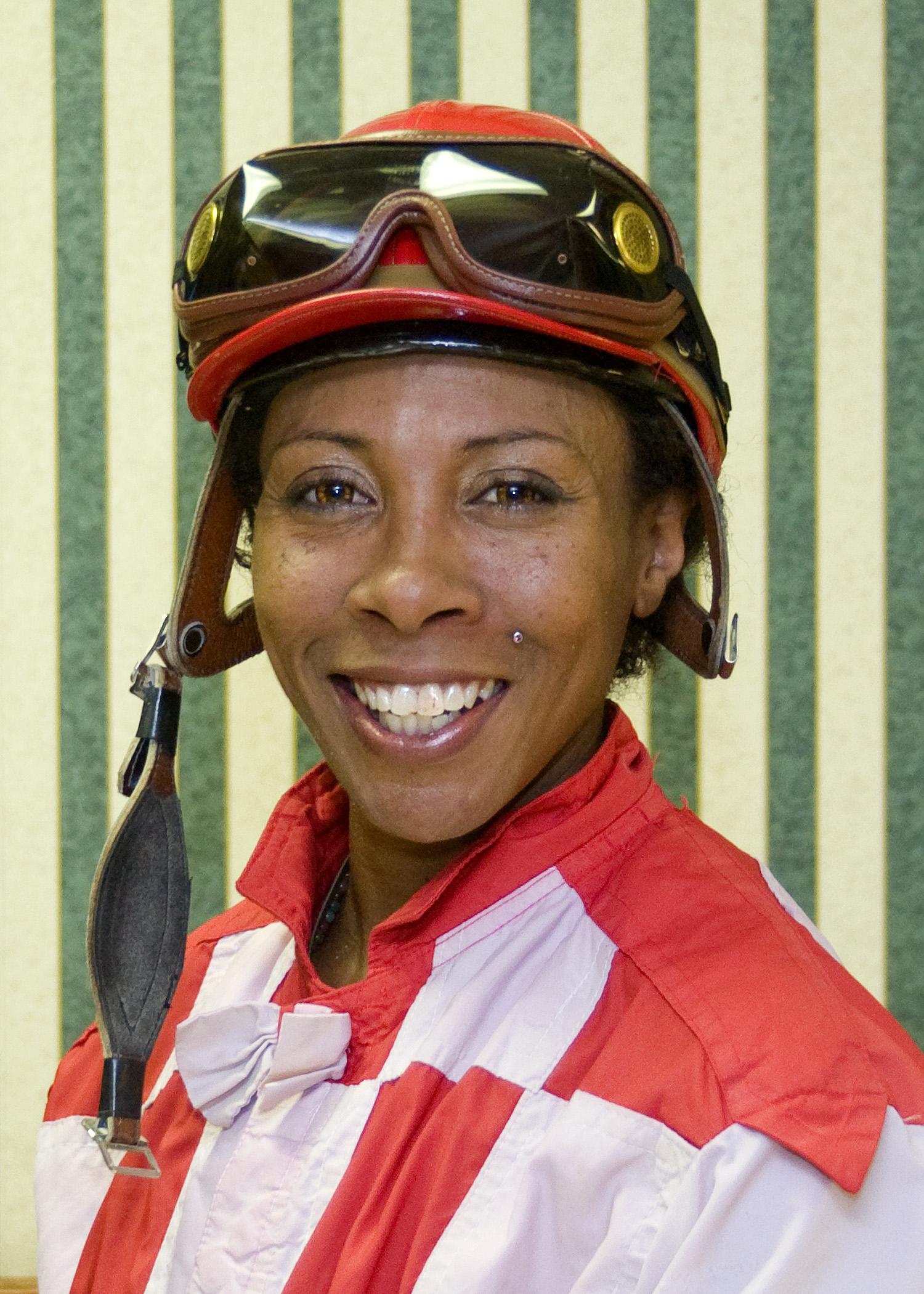 The First Black Female Jockey Cheryl White Black