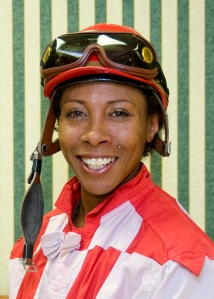 cheryl white - jockey